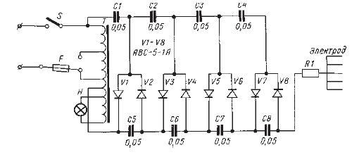 Аппарат полюс 2 схема